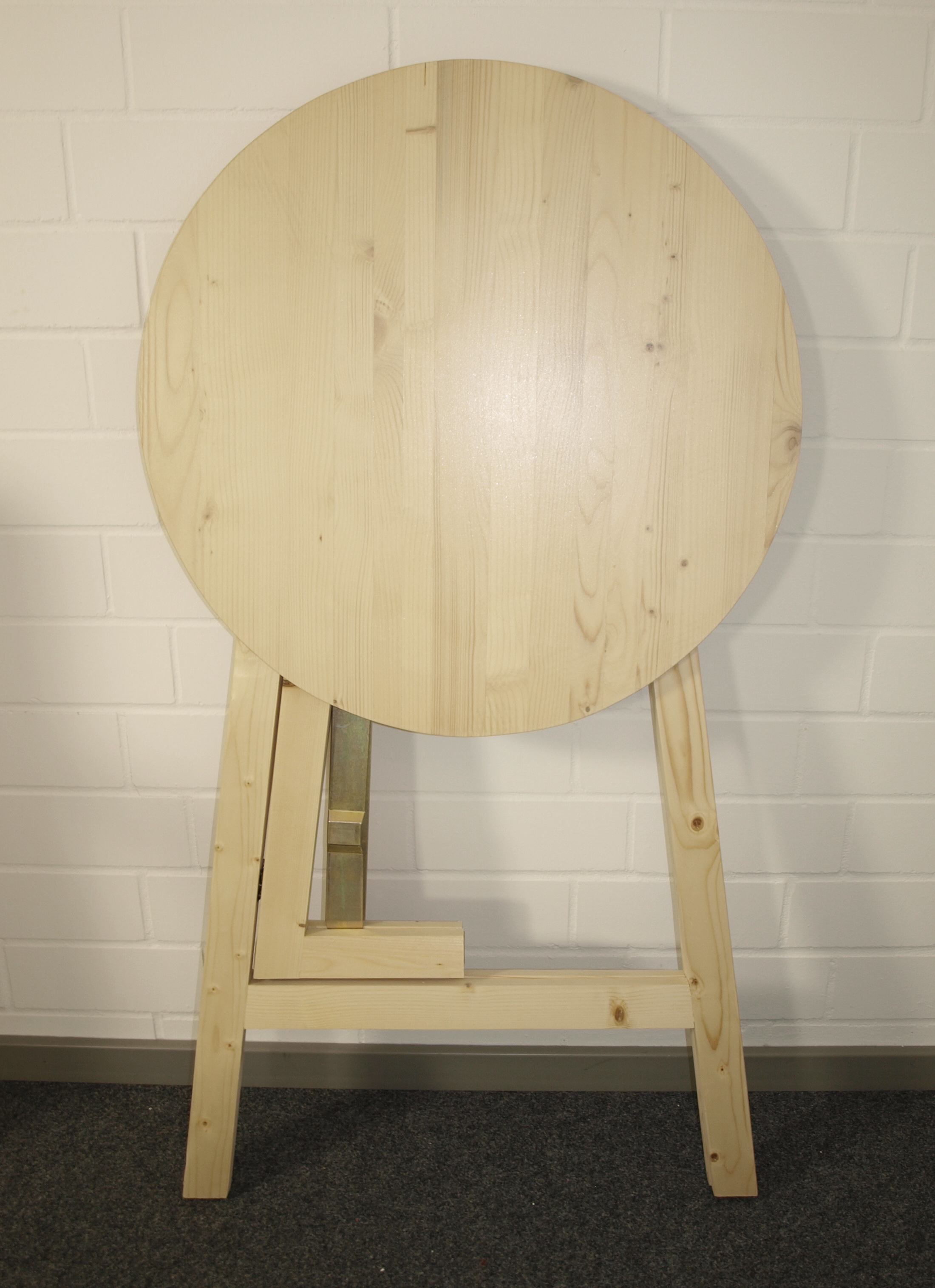 bistrotisch bartisch stehbiertisch stehtisch garmisch massivholz klappbar 78cm ebay. Black Bedroom Furniture Sets. Home Design Ideas