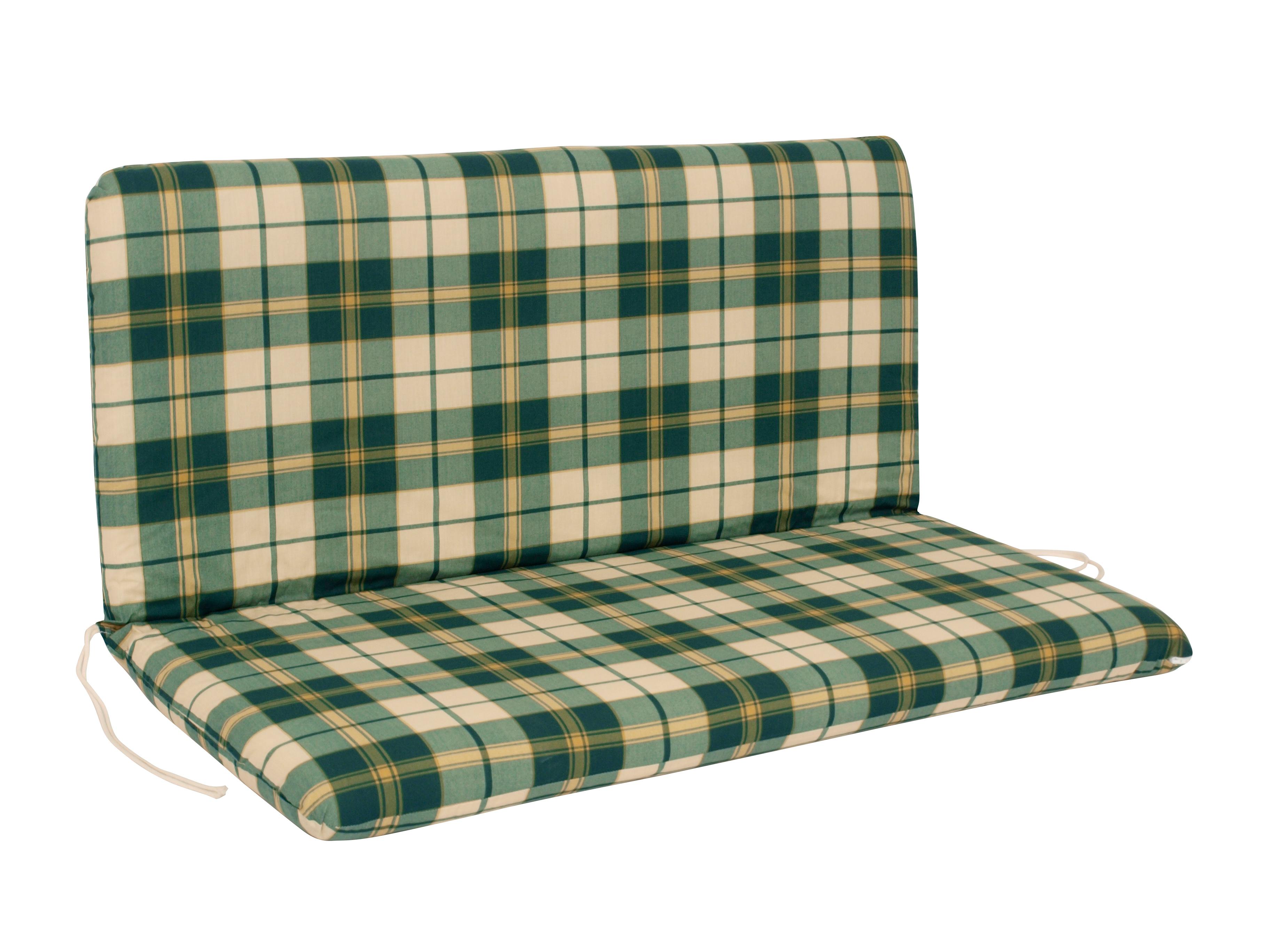 Balkonmobel Holz Gebraucht : Bankauflage Bankpolster Sitzpolster Auflage BOSTON für Bank 2sitzer