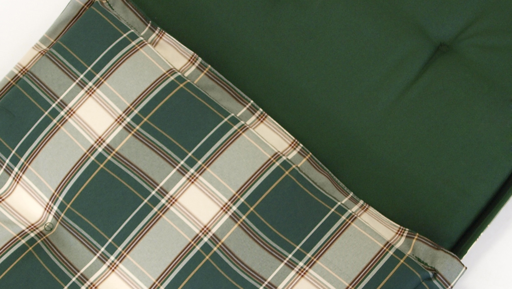 Gartenmobel Polyrattan Rund : Wendeauflage Polsterauflage Hochlehnerauflage Auflage MONTREAL grün