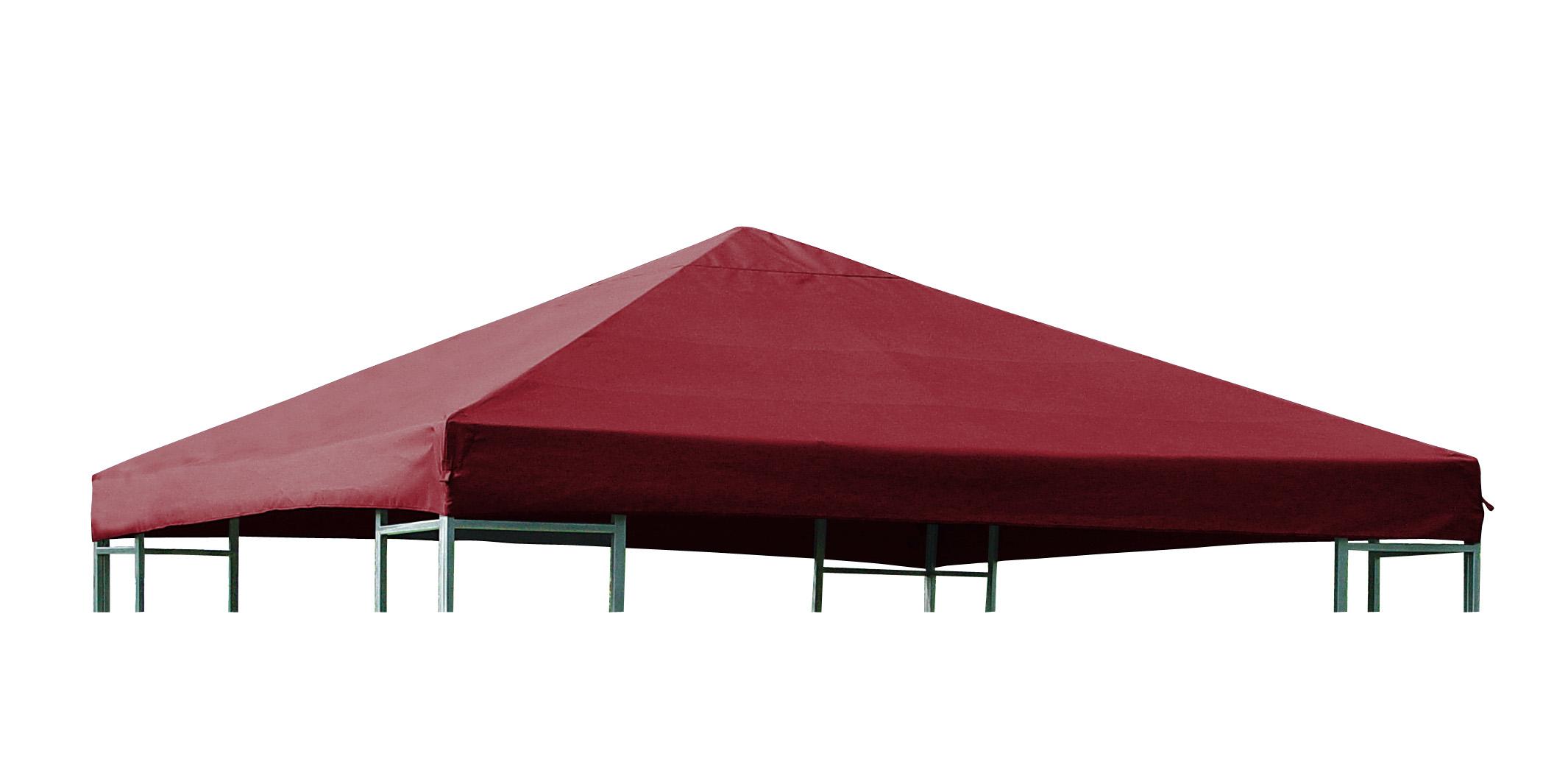 ersatzdach pavilliondach pavillonplane dachplane 3x3m. Black Bedroom Furniture Sets. Home Design Ideas