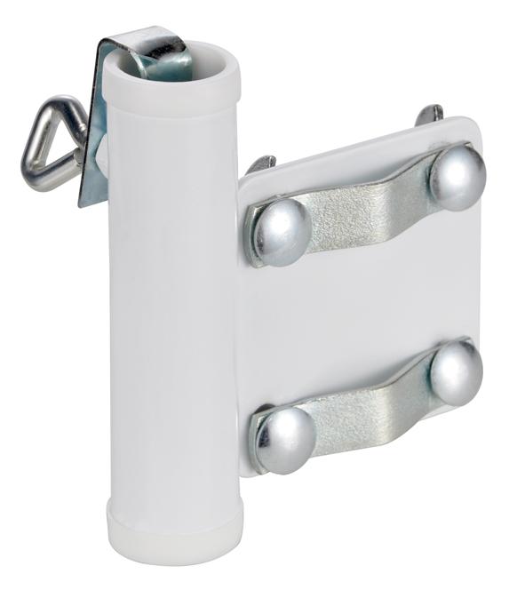 wandhalter br stungshalter balkonhalter f r sonnenschirm bis 25mm durchmesser haiger. Black Bedroom Furniture Sets. Home Design Ideas