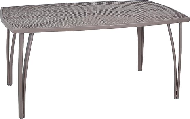 gartentisch streckmetalltisch metalltisch eisentisch 90x150cm anthrazitgrau. Black Bedroom Furniture Sets. Home Design Ideas