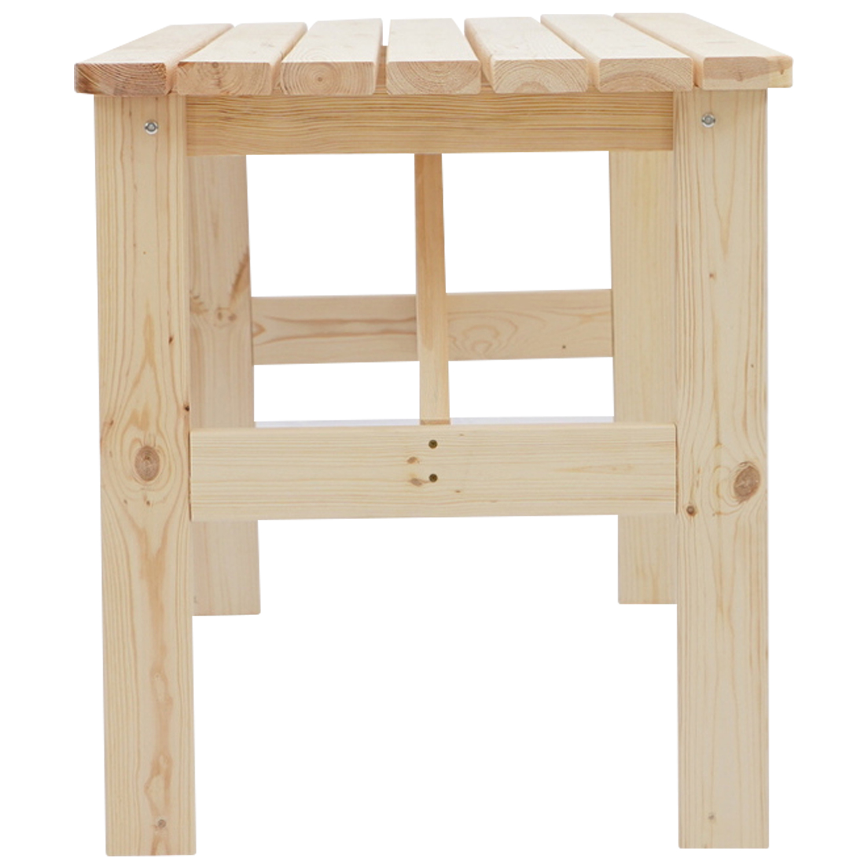 Sitzgruppe Gartengarnitur Holzgarnitur Gartenmöbel Garnitur BERGEN 2-teilig Holz