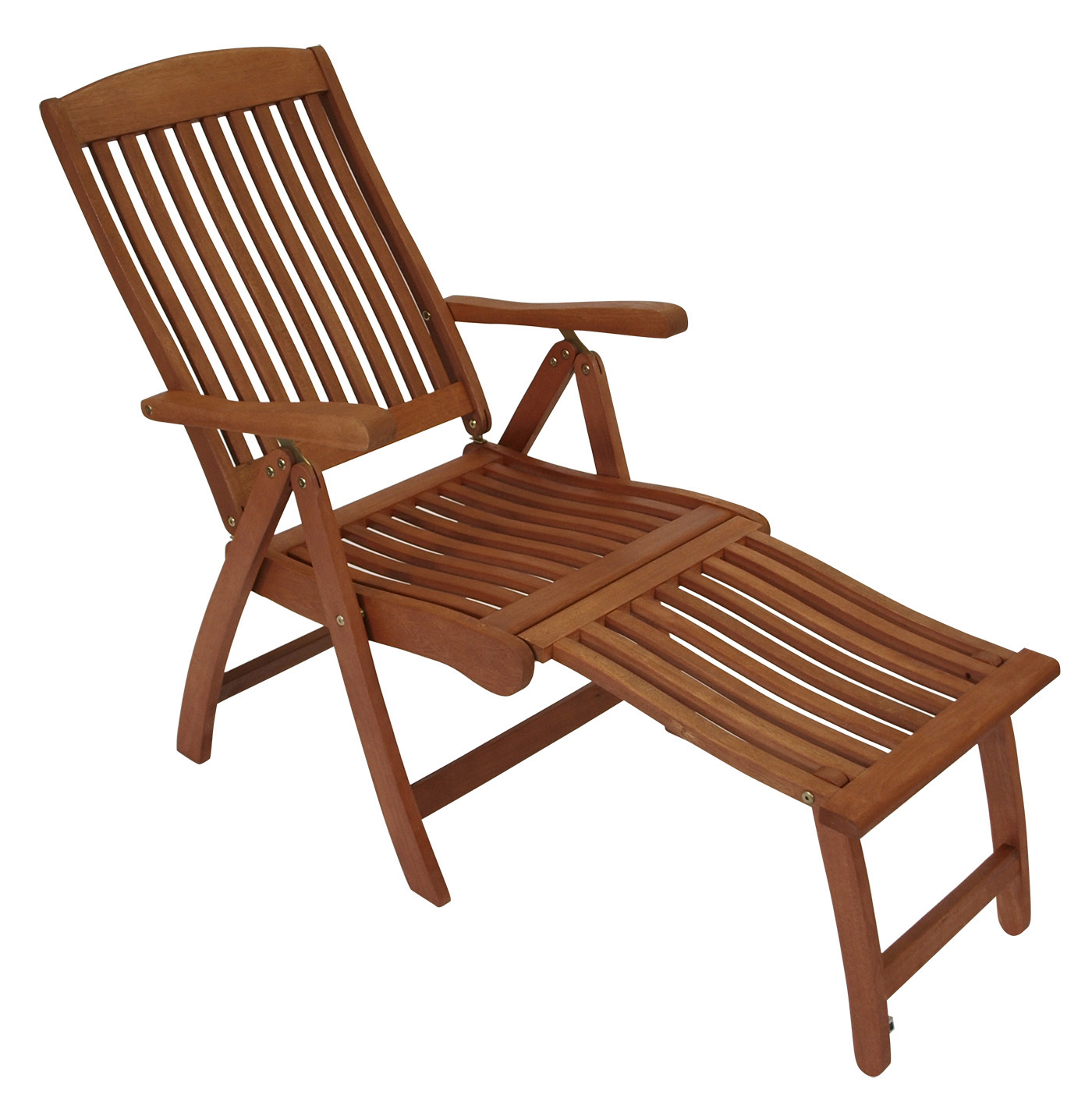 klappsessel deckchair gartensessel gartenstuhl maracaibo fussteil ausziehbar ebay. Black Bedroom Furniture Sets. Home Design Ideas