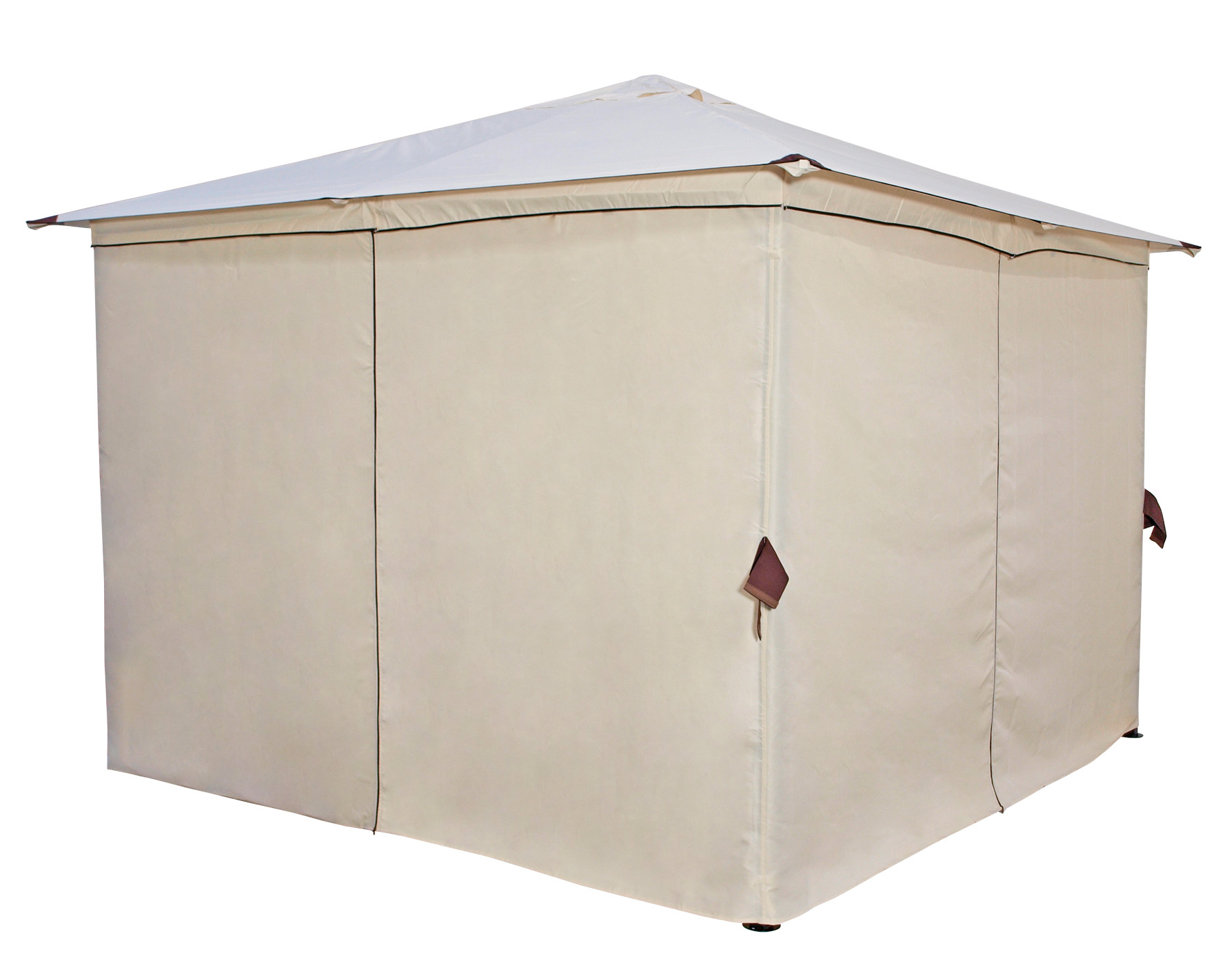 gartenpavillon pavillon metall gartenpavillion 3x3 meter venezia wasserdicht 4050747627004 ebay. Black Bedroom Furniture Sets. Home Design Ideas