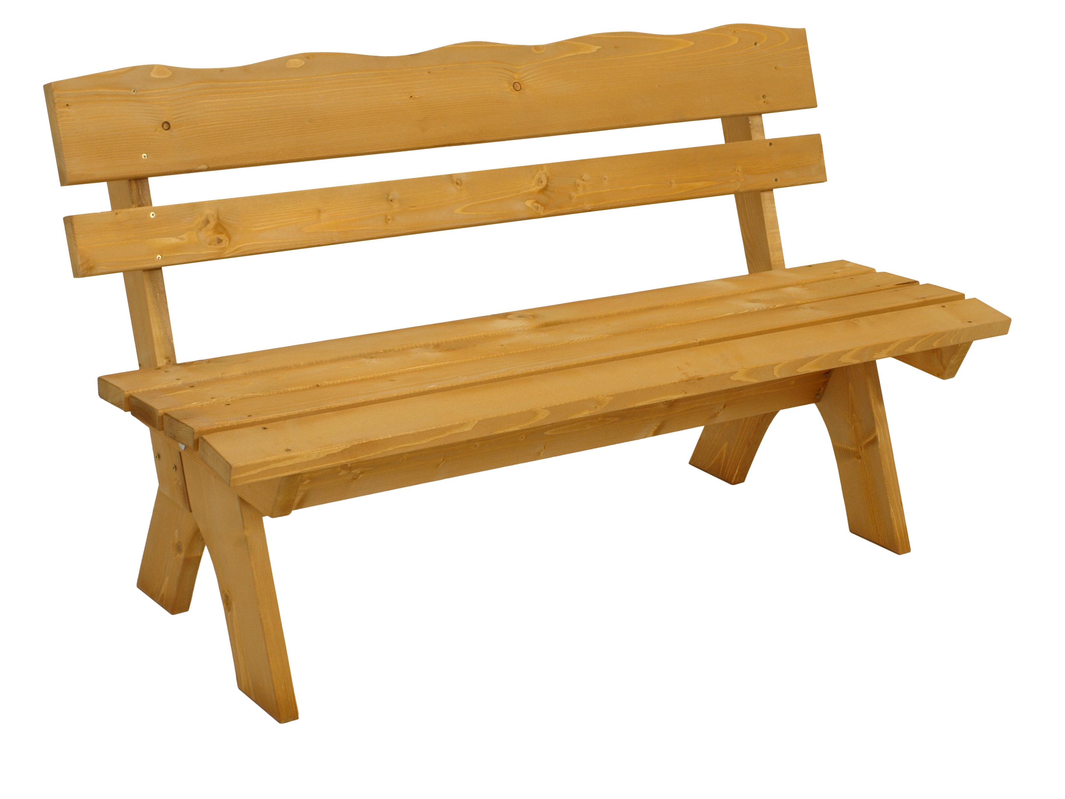 gartenbank holzbank gartenm bel bank freital 3 sitzer kiefer holz impr gniert ebay. Black Bedroom Furniture Sets. Home Design Ideas