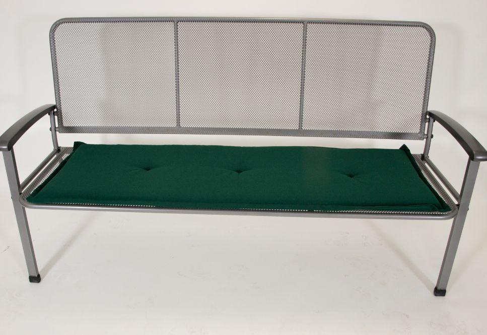 Bankauflage Sitzauflage Bank Gartenbank Auflage Bankpolster DENVER 3-sitzer grün  eBay