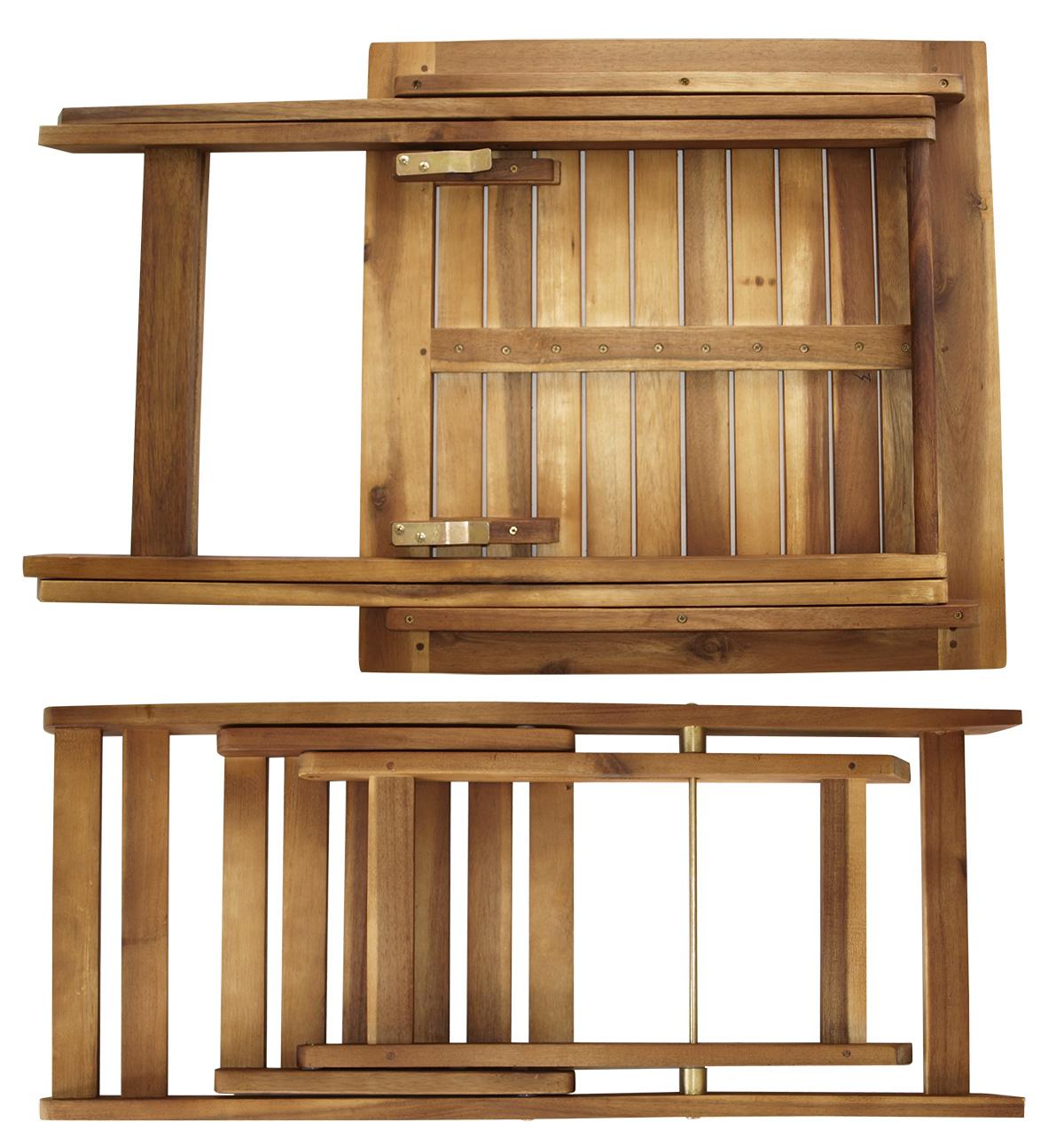 bistroset balkonset gartenset gartenm bel garnitur kreta mit auflagen gr n fsc ebay. Black Bedroom Furniture Sets. Home Design Ideas